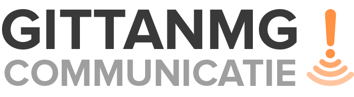 GittanMG Communicatie Logo